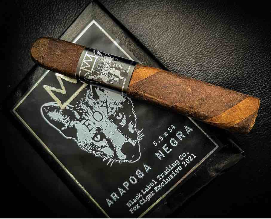 Cigar News: Black Label Trading Company to Release Araposa