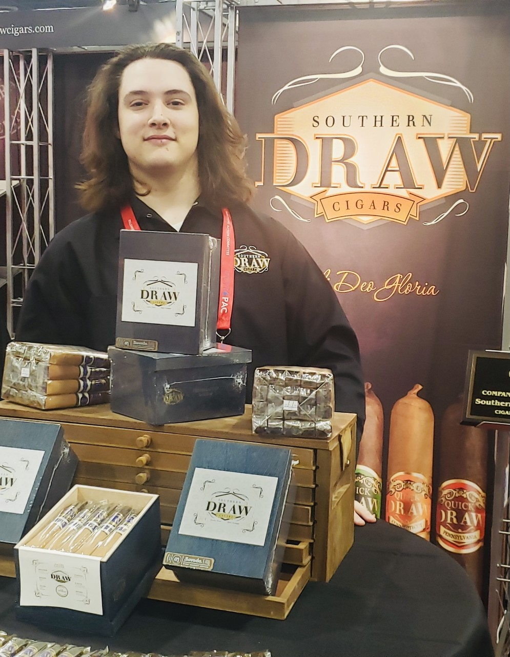 Cigar News: Ethan Holt Joins Southern Draw Cigars as Manager of Inside Sales & Retail Partner Engagement