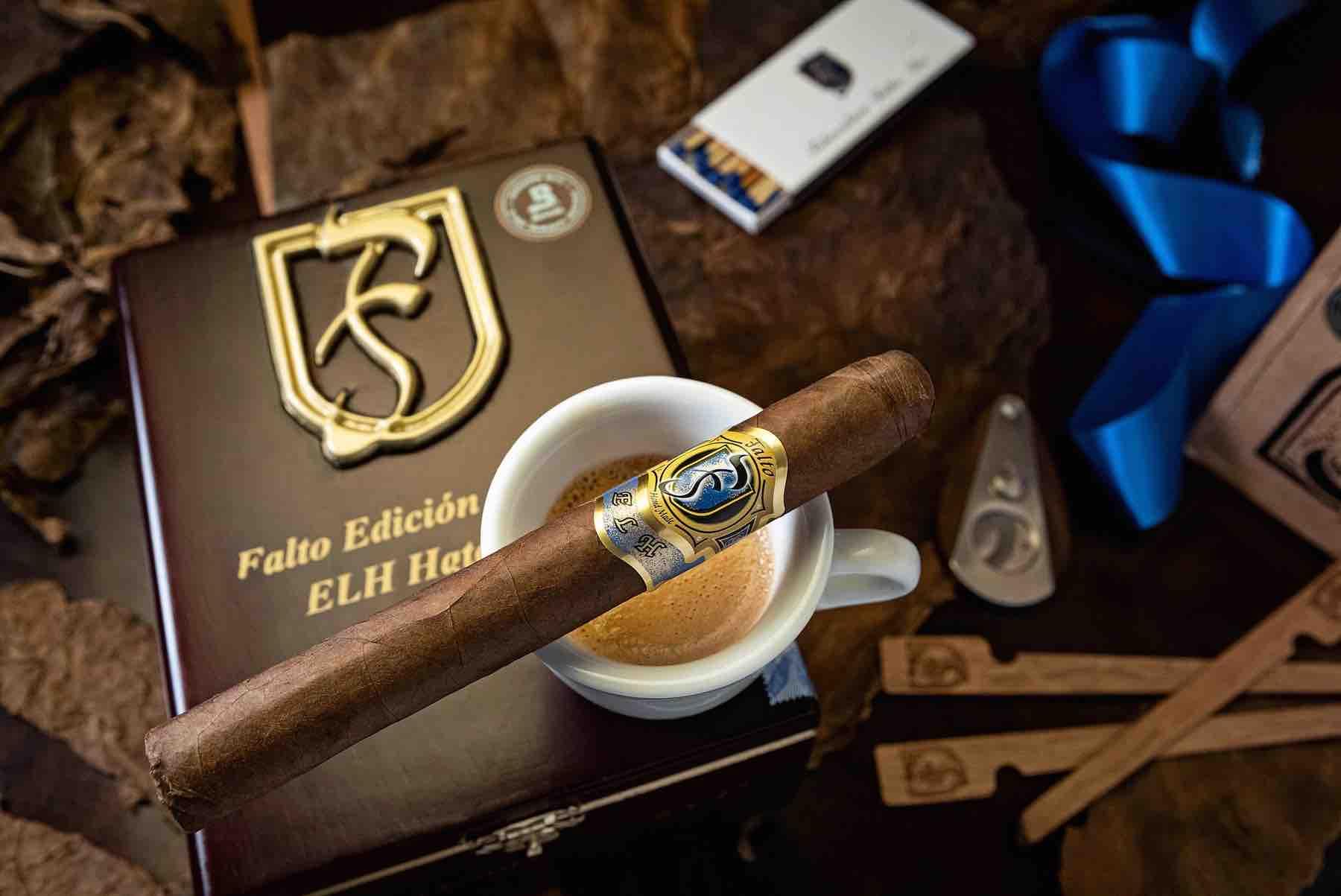Cigar News: Falto Cigar to Release Falto Edición Especial ELH Hato Viejo
