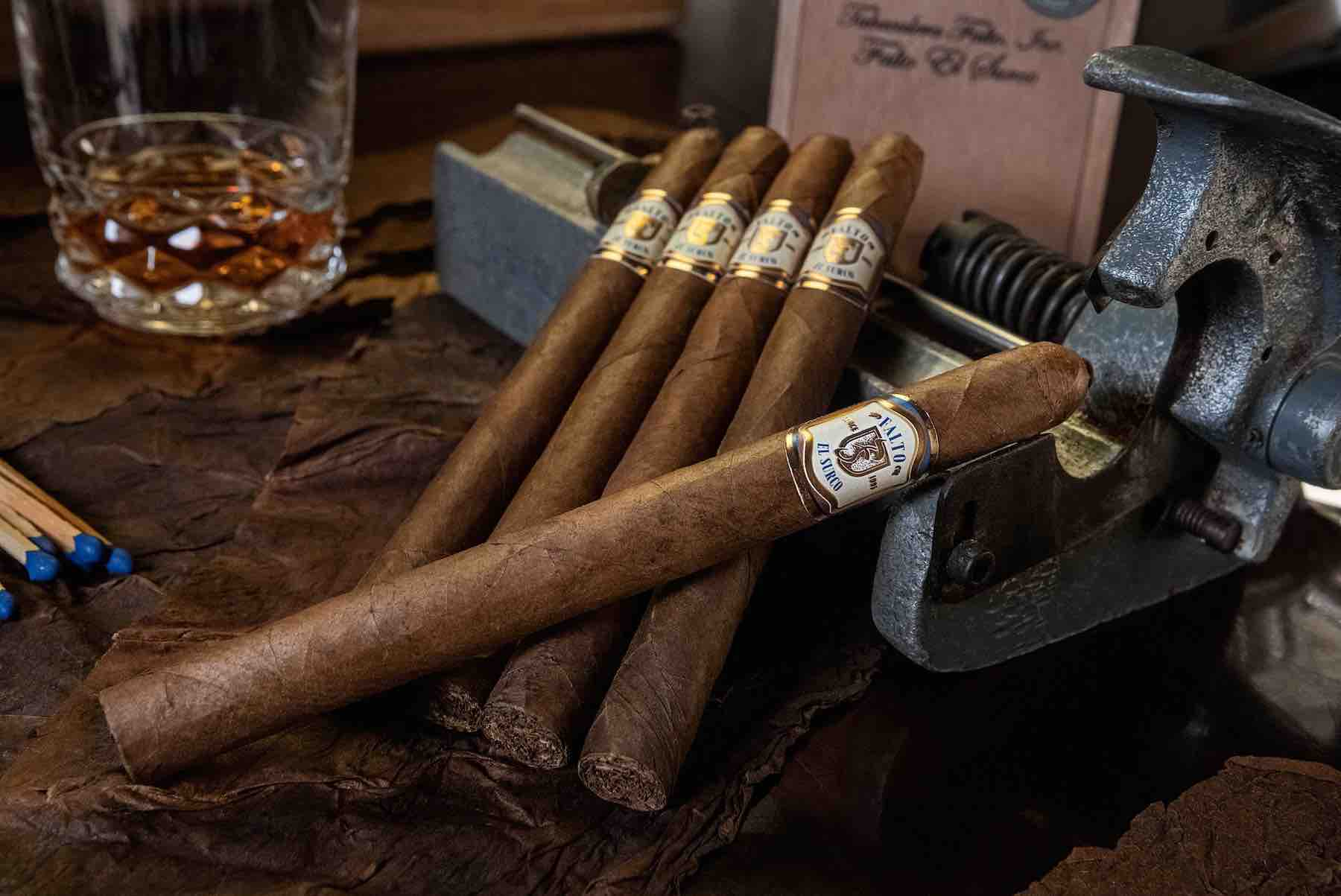 Cigar News: Falto Cigars Announces Falto El Surco Cosecheros Release