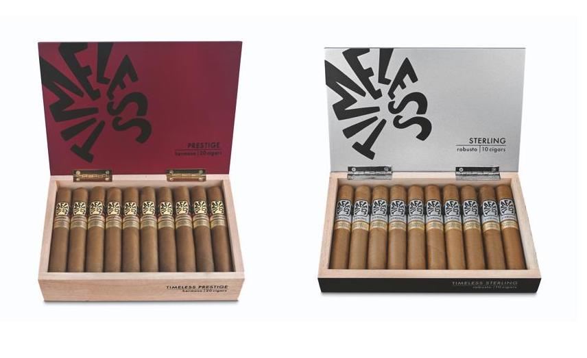 Cigar News: Ferio Tego's Timeless Sterling and Timeless Prestige Heading to Stores