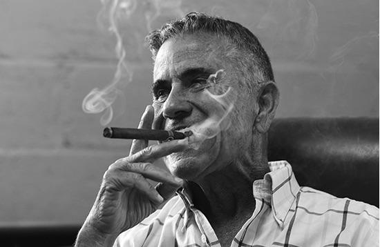 The Blog: Julio R. Eiroa Wins Cigar Journal Lifetime Achievement Award
