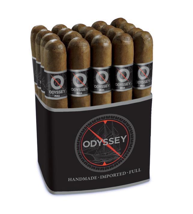 Cigar News: General Cigar Company Announces Odyssey Full