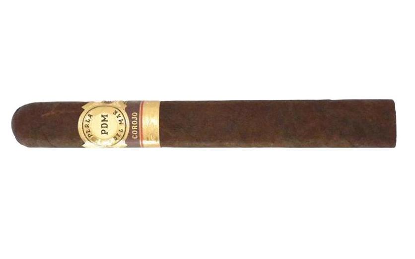 Cigar Review: Perla Del Mar Corojo Corona Gorda by J.C. Newman Cigar Company