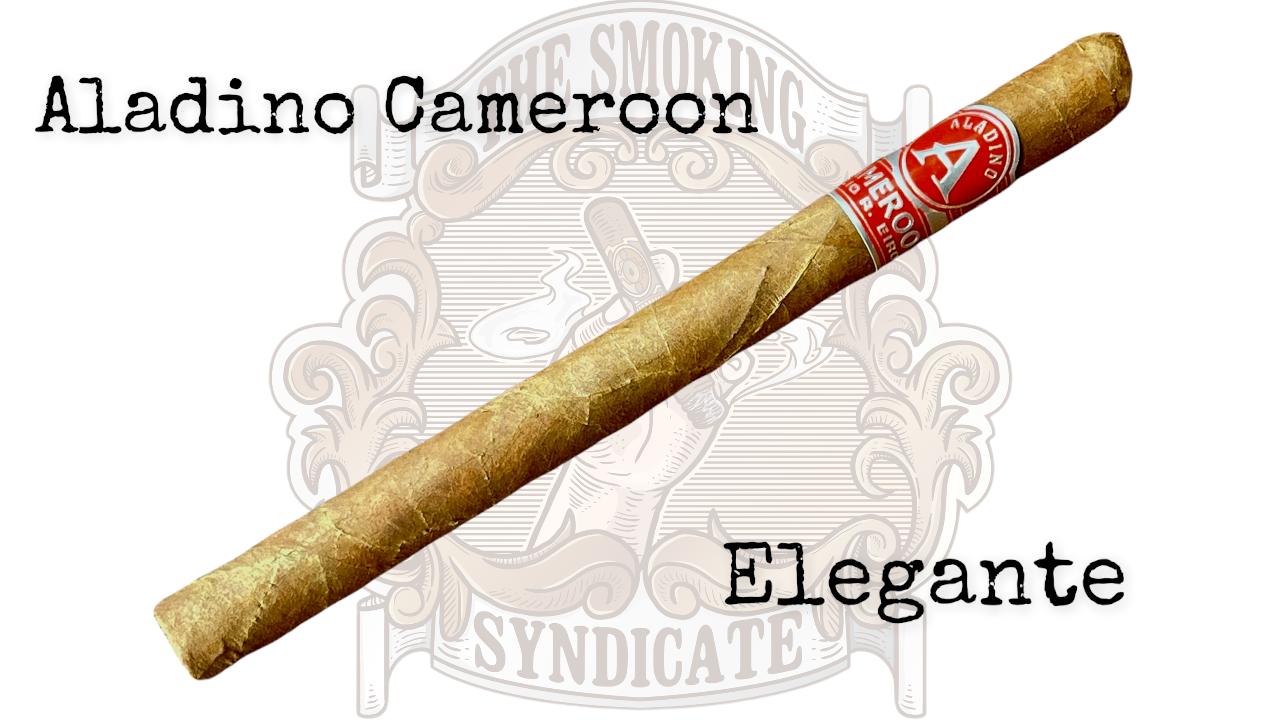 The Smoking Syndicate – JRE Aladino Cameroon Elegante