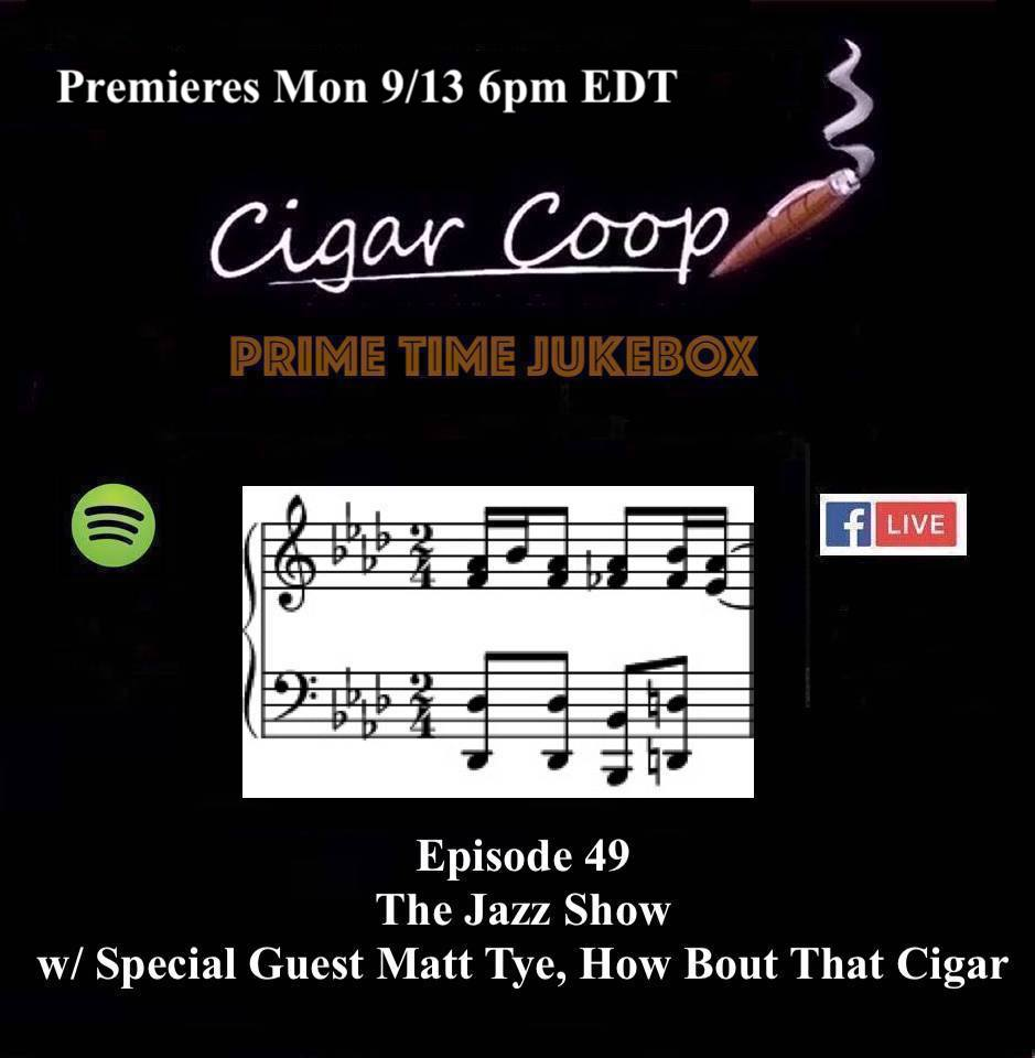 Announcement: Prime Time Jukebox Episode 49 – The Jazz Show