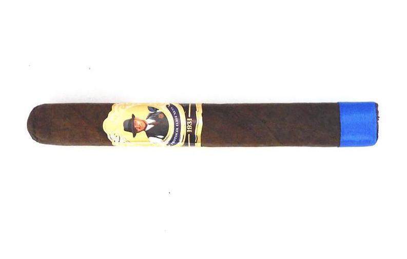 Cigar Review: Protocol Eliot Ness Maduro (Toro)