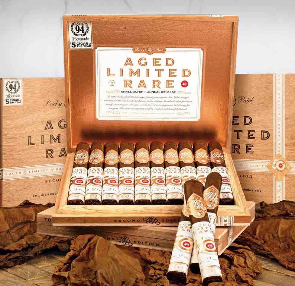 Cigar News: Rocky Patel ALR Second Edition Joins JR 50th Anniversary Series