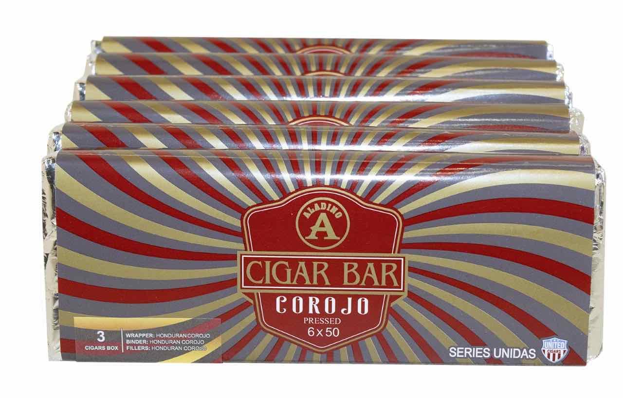 Cigar News: United Cigar Releases Cigar Bar with JRE Tobacco