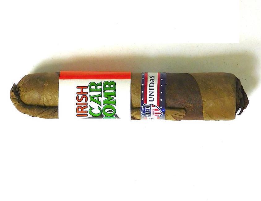 Cigar Review: Irish Car Bomb Firecracker by United Cigar
