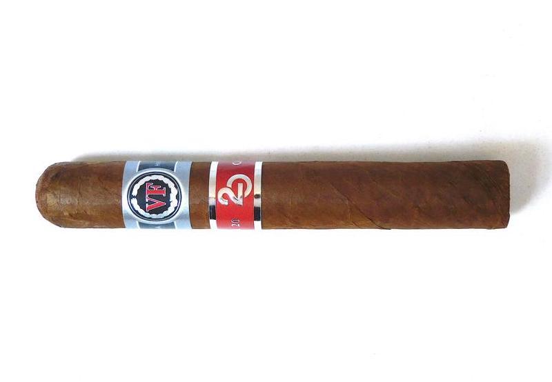 Cigar Review: VegaFina Fortaleza 2 Capa 20