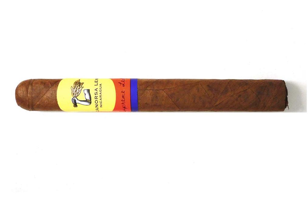Agile Cigar Review: Aganorsa Leaf Supreme Leaf Corona Gorda