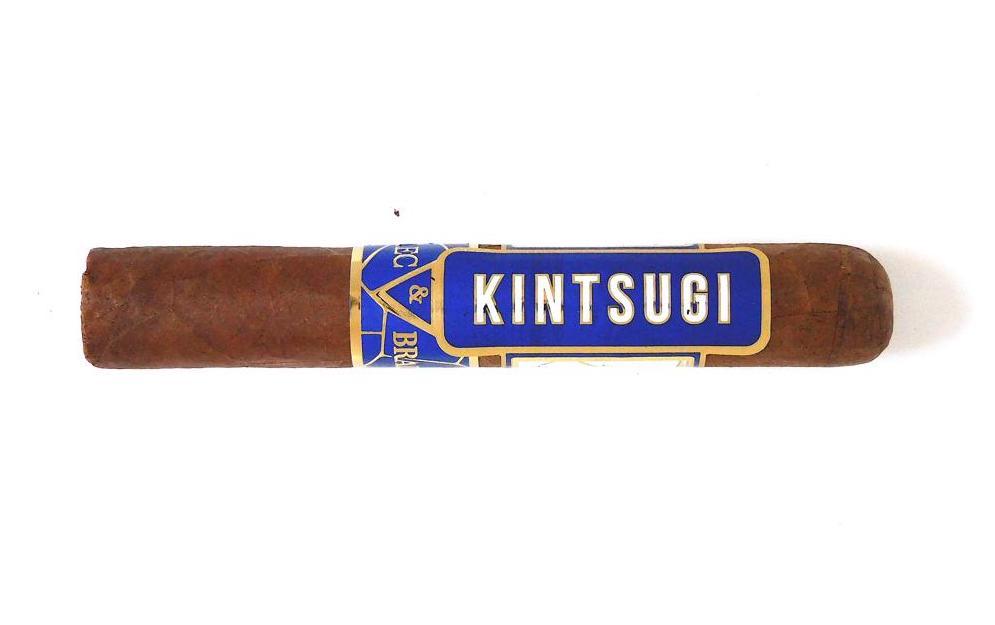 Cigar Review: Alec & Bradley Kintsugi Robusto