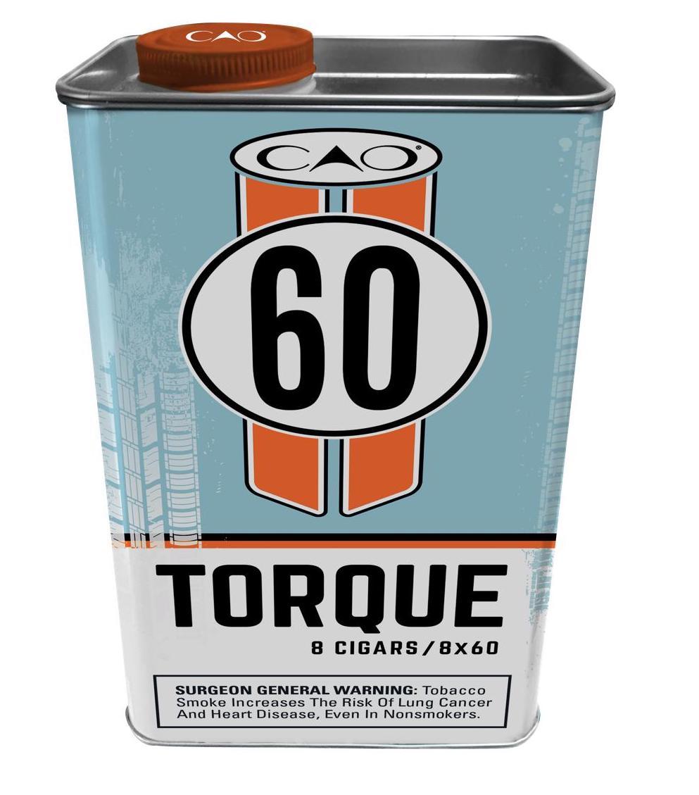 Cigar News: CAO 60 Torque Released