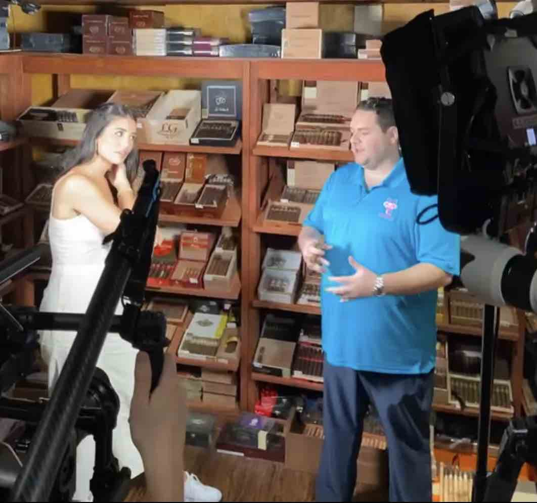 The Blog: R&R Cigar Mansion Featured on CMT Hot 20 Countdown