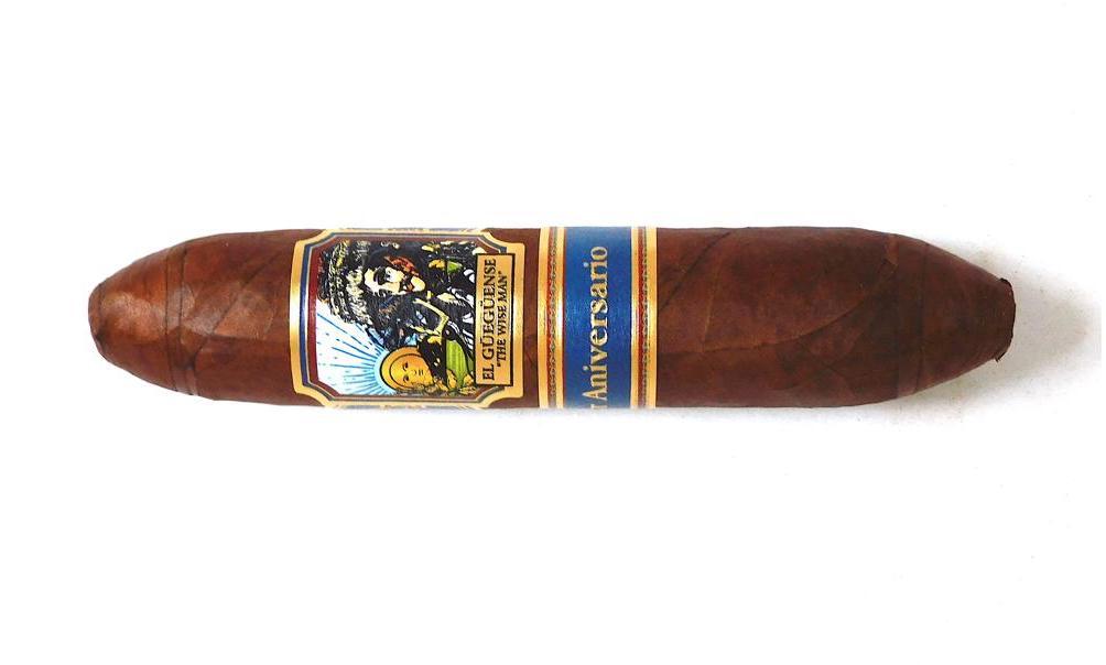 Cigar Review: El Güegüense 5 Year Aniversario  by Foundation Cigar Company