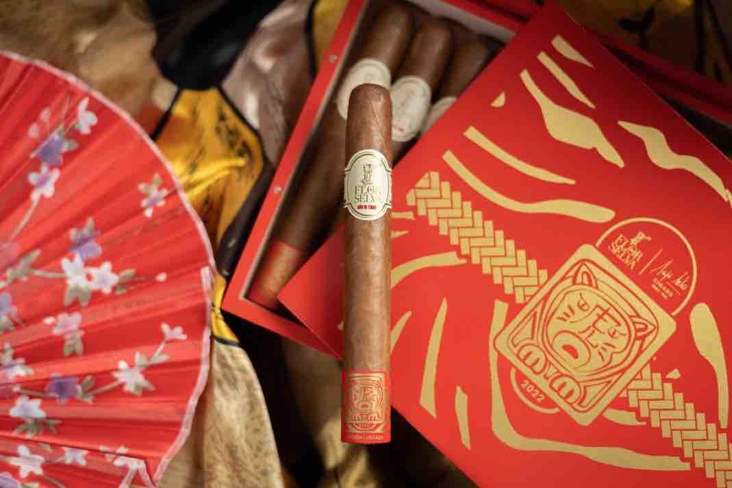 Cigar News: Maya Selva Cigars to Release Flor de Selva Año Del Tigre