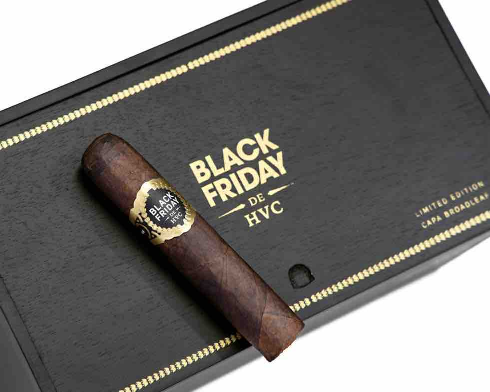 Cigar News: HVC Black Friday 2021 Limited Edition Announced