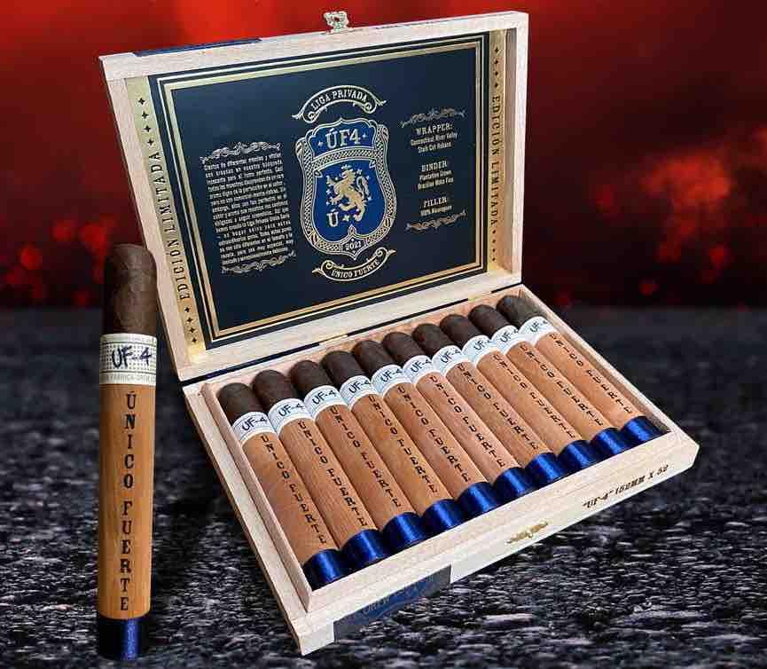 Cigar News: Drew Estate to Release Liga Privada Unico Serie UF4 2021 Edition
