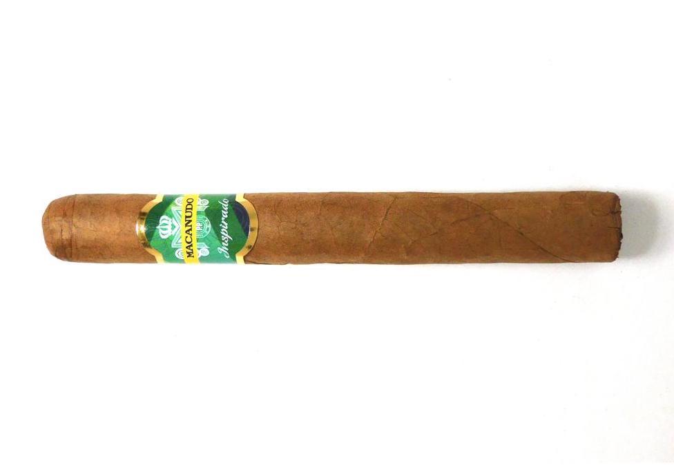 Cigar Review: Macanudo Inspirado Brazilian Shade Toro