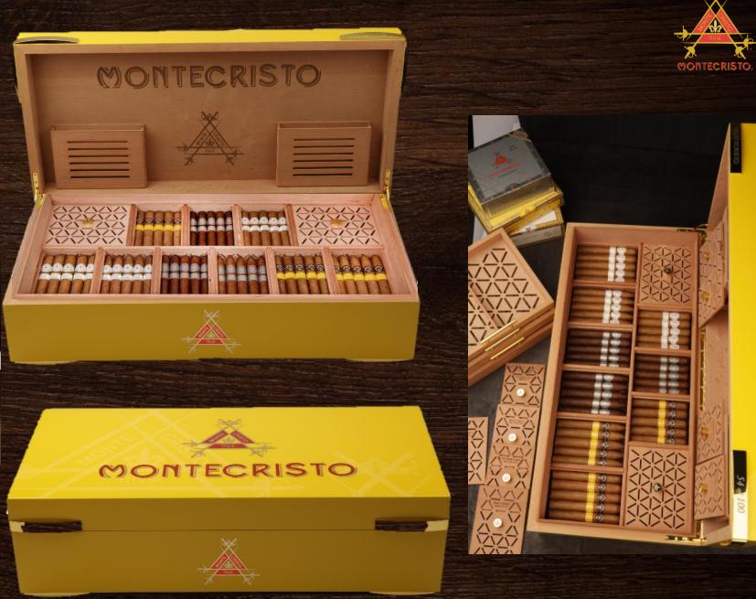 Cigar News: Altadis USA Announces Montecristo Collector Series Humidor