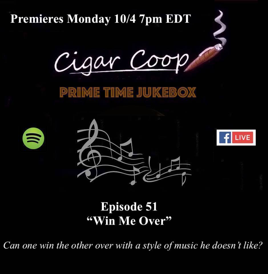 Announcement: Prime Time Jukebox Episode 51 – Win Me Over