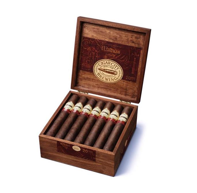 Cigar News: General Cigar Company to Release Cigar City Brewing Maduro by Punch