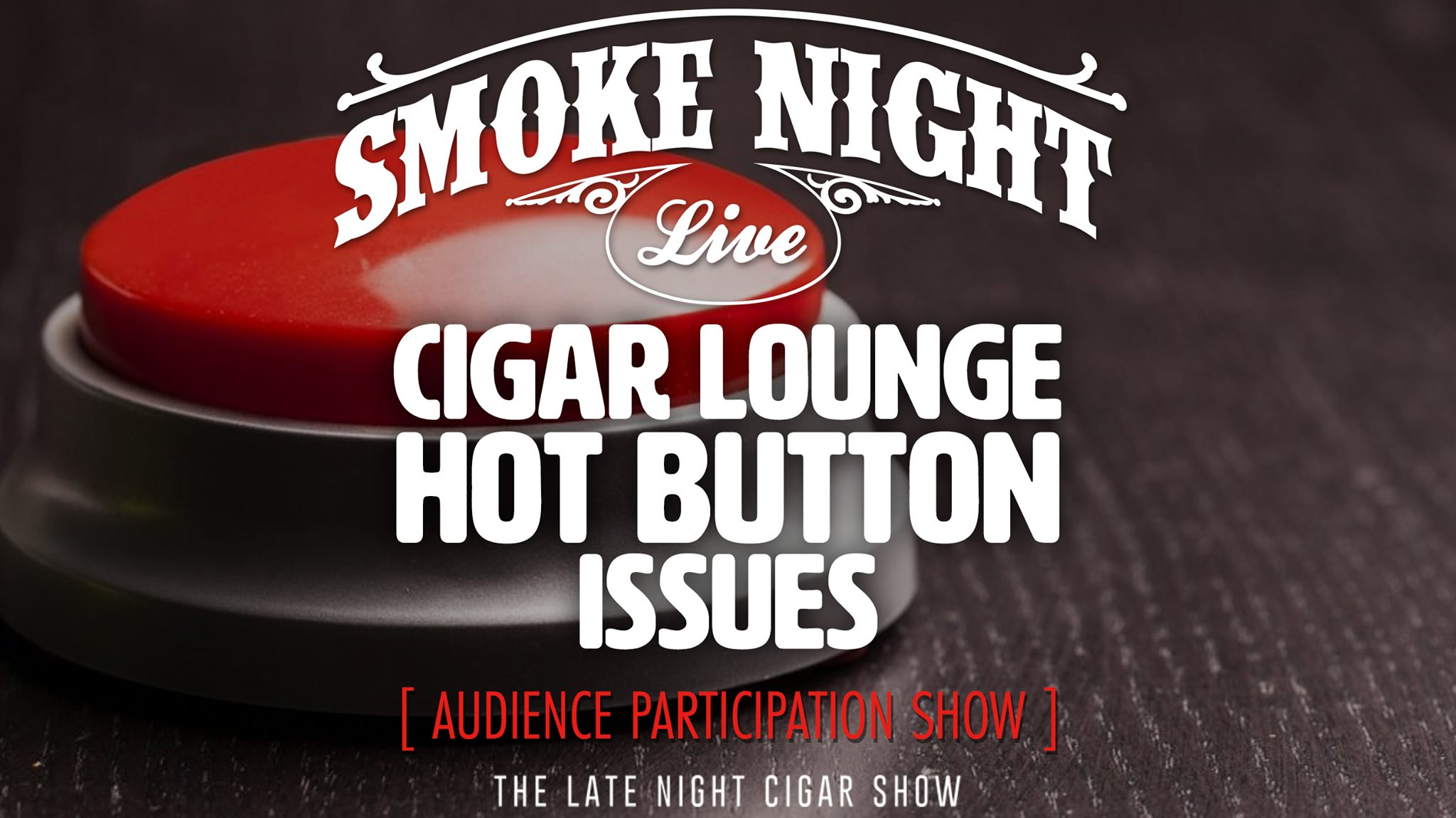 The Blog: Will Cooper Guests on September 10th Edition of Smoke Night Live